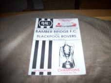 Bamber Bridge v Blackpool Rovers, 1992/93 [TFT]